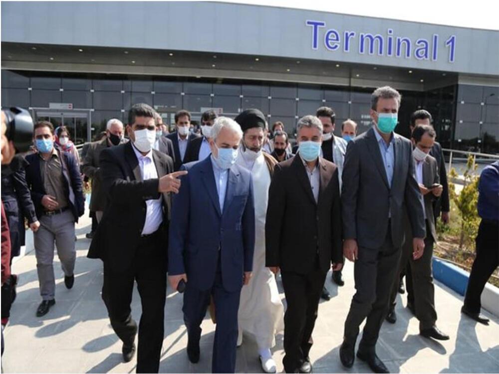 دیدار مدیرکل کانون استان اردبیل با مسئولان کشوری و استانی