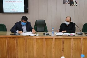 کانون پرورش فکری و منابع طبیعی تفاهمنامه همکاری امضا کردند