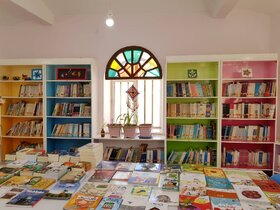 کتابهای طرح تمیم به مراکز کانون استان بوشهر رسید