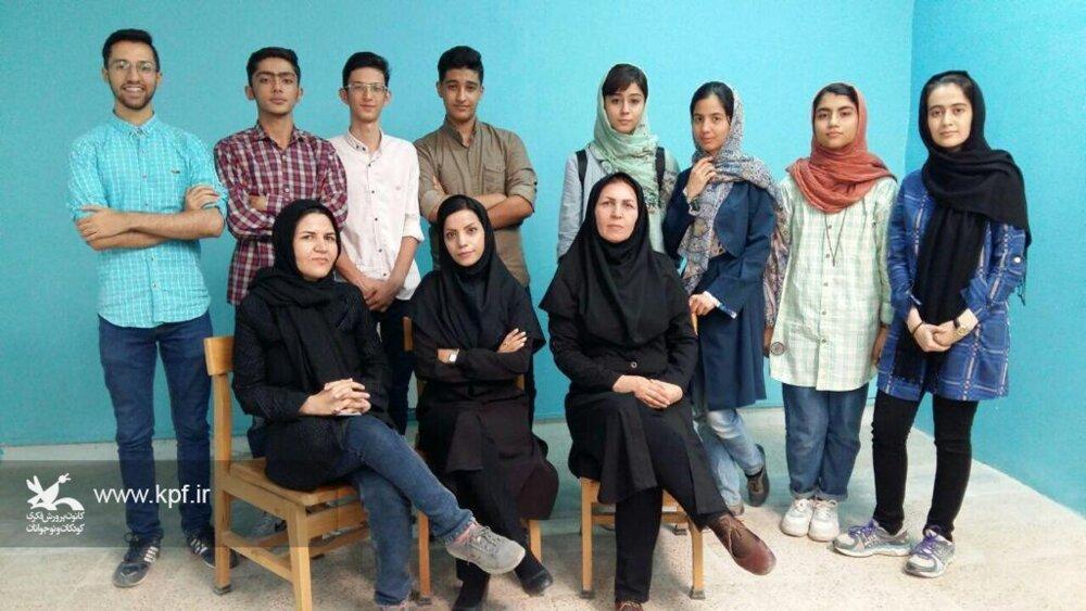 شانزدهمین انجمن ادبی مهتاب قوچان