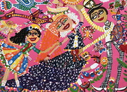 موفقیت کودکان ایرانی در مسابقه نقاشی نوازاگورا بلغارستان