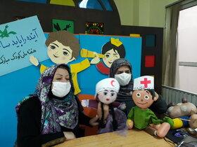 فعالیتهای  مربیان کانون برای  دانش آموزان  در قاب تصویر