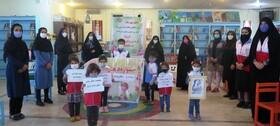 چند نما از گرامیداشت هفته ملی کودک در مراکز فرهنگی و هنری کانون استان قزوین