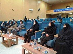سوگوارهی «حدیث سرخ» در سالن سینمای کانون سیستان و بلوچستان برگزار شد