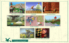 Eight Kanoon Animations are Screened in a Special Package