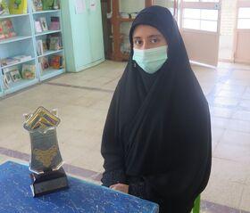 کسب عنوان برگزیده در همایش ملی دانشآموزی پنجاه و هشتمین سال جایزه بنیاد البرز