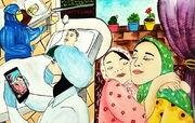 برگزیدگان مسابقه بینالمللی نقاشی «دستهای پاک» معرفی شدند