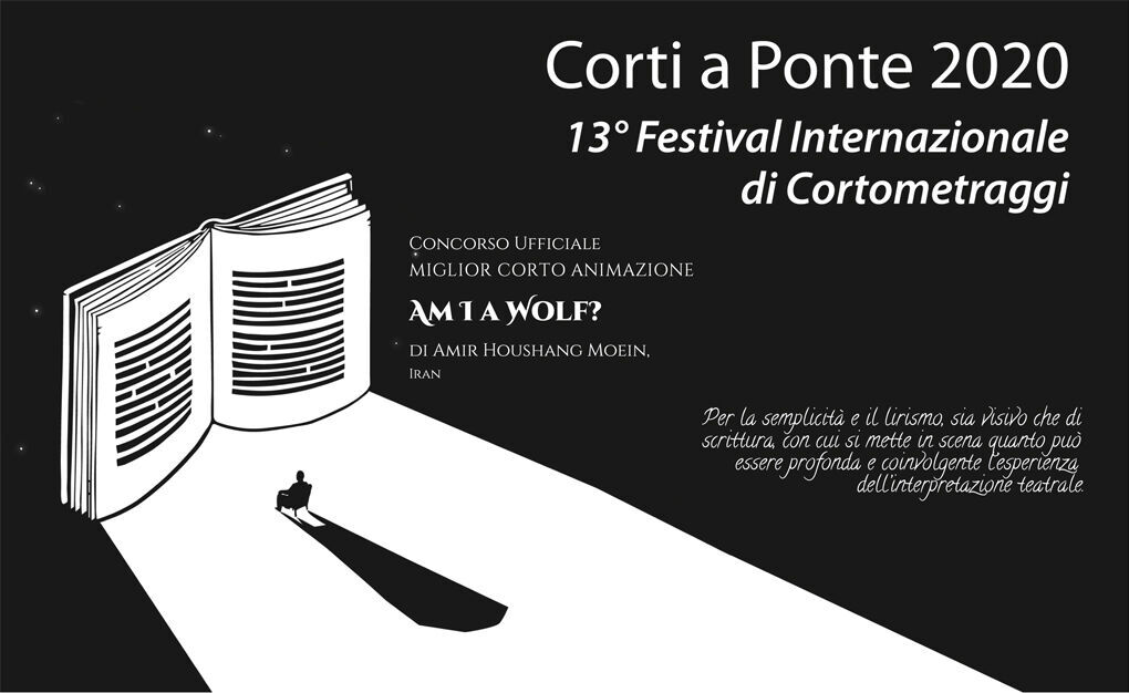 """16th Award for """"Am I a Wolf?"""" from Italy Film Festival"""