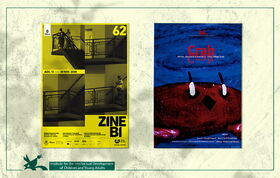 """Crab"" Made Way to Zinebi - Bilbao International Festival, Spain"