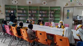 «کتاب» یار مهربان اعضای کانون پرورش فکری سیستان و بلوچستان