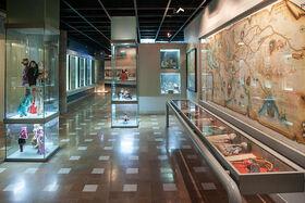 موزهی ملی هنر و ادبیات کودک کانون در میان برترین موزههای ایران