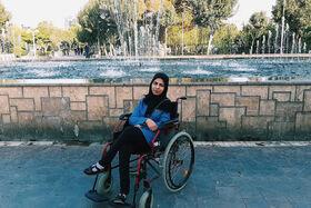 معلولیت را هدیهای از جانب خداوند میدانم