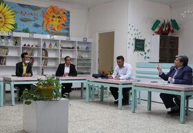 نشست کارشناسان فرهنگی کانون پرورش فکری کودکان و نوجوانان استان یزد