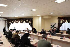 نشست خبری مدیرکل کانون پرورش فکری گلستان برگزار شد