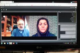 وبینار اقدام پژوهی در فضای مجازی ویژه مربیان کانون استان آذربایجان شرقی