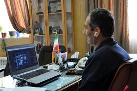 گردهمآیی مربیان مسوول و مربیان امور فرهنگی مراکز کانون استان اردبیل