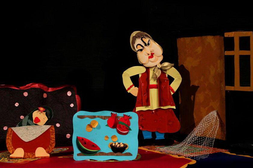 """Screening Movie-Theater """"Yalda Shepherd"""" on the Longest Night of the Year"""