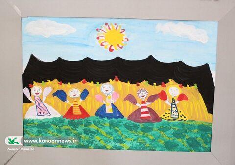 """نمایشگاه جشنواره بومی محلی """" تمدار """" درکانون کهگیلویه و بویراحمد"""
