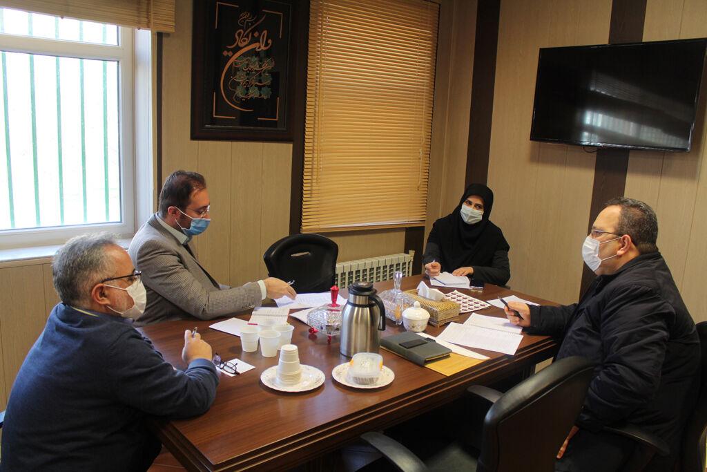 اولین جلسه کمیته نظام مدیریت سبز کانون آذربایجان شرقی