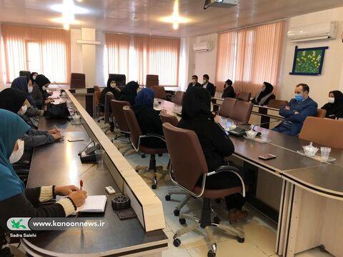 کارگاه آموزشی مسئولین مراکز چهارمحال و بختیاری دی1399