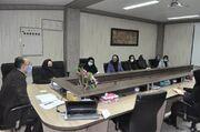 اولین جلسه داخلی کارگروه کودک و نوجوان ستاد دهه فجر کانون زنجان