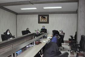 جلسه توجیهی کارگاههای تخصصی برخط فصل زمستان کانون زنجان