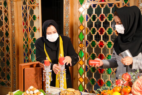 جشنواره قصه گویی بومی محلی چله قصه ها_آذرماه1399