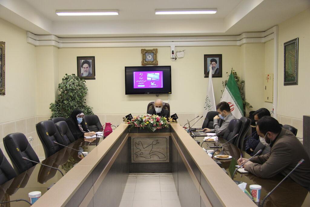 وبینار مسئولان مراکز کانون آذربایجانغربی با محوریت کارگاههای برخط تخصصی دوره زمستان برگزار شد.