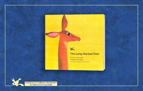 """""""The Long-Necked Deer"""" by Jamshid Sepahi Published in English"""