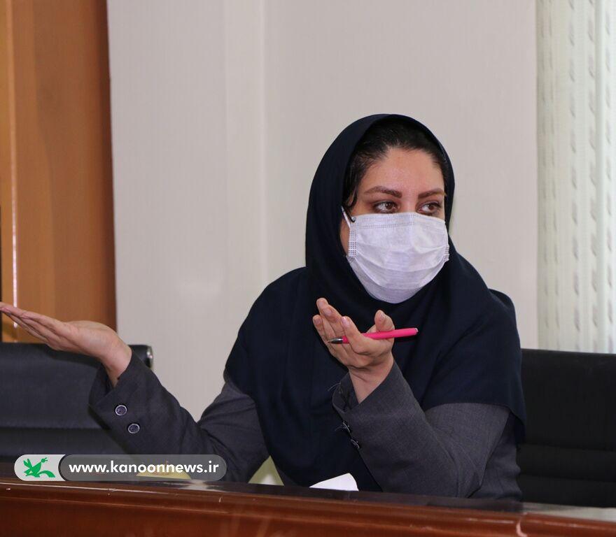 چهارمین جلسهی کارگروه «مدیریت سبز» در کانون فارس برگزار شد