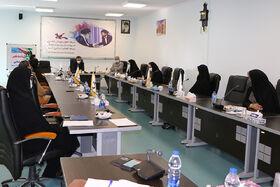 نخستین نشست اعضای کارگروه استانی کودک و نوجوان دههی فجر سمنان