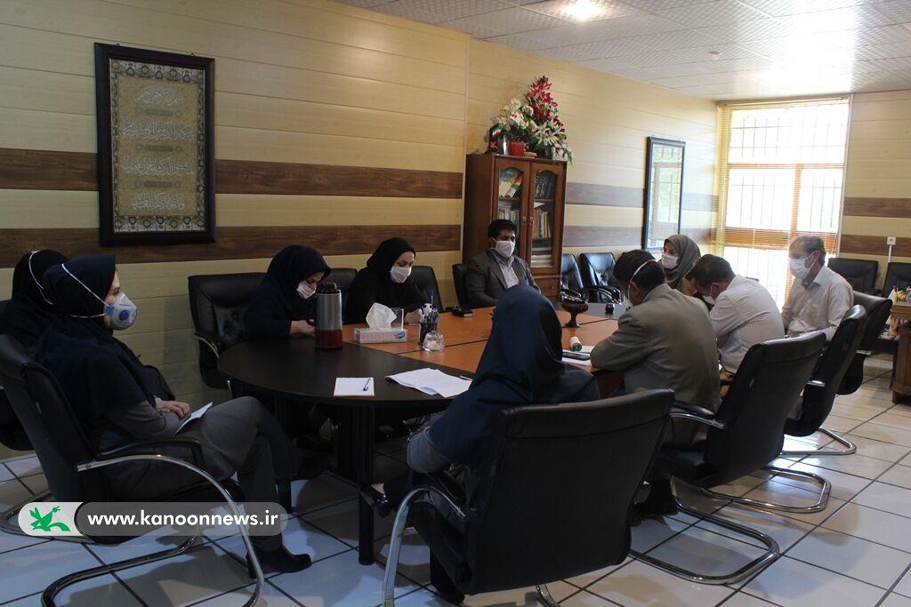 برگزاری شورای راهبری توسعه مدیریت کانون کهگیلویه و بویراحمد
