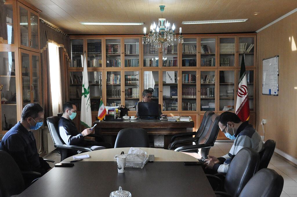 نخستین جلسه کارگروه کمیته کودک و نوجوان ستاد دهه فجر استان اردبیل