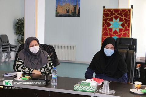 گردهمآیی مسئولان مراکز کانون استان سمنان