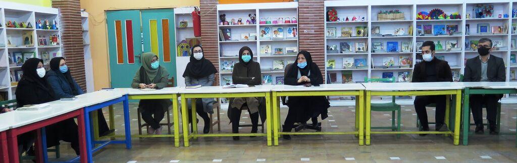 برگزاری نشست هماندیشی دورههای مجازی زمستان