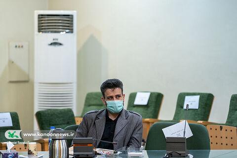 نشست شورای سیاستگذاری نظارت بر اسباببازی کانون