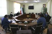 هشتمین شورای راهبری مدیریت در کانون فارس برگزار شد