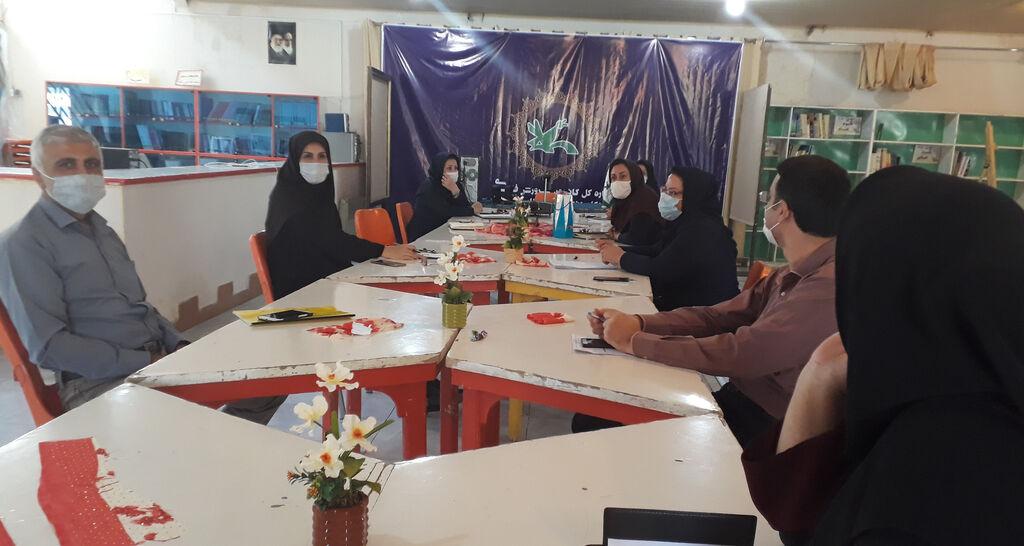 اولین جلسه کمیته کودک و نوجوان دهه فجر انقلاب اسلامی استان کردستان برگزار شد