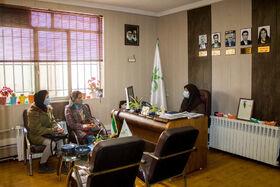 اعضای کانون دلتنگ کتابخانه و انجام فعالیتهای فرهنگی و هنری هستند