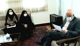 دیدار مدیرکل کانون استان قزوین با نماینده مردم شهرستان تاکستان در مجلس شورای اسلامی