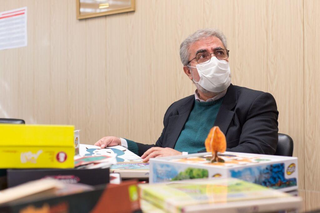 اسباببازی ایران در مسیر صنعتی شدن قرار گرفته است