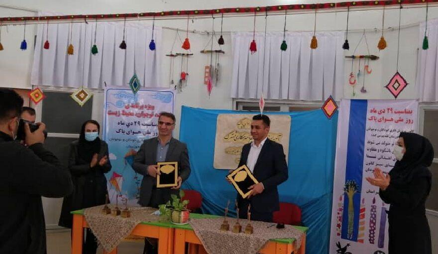 تفاهمنامه همکاری مشترک کانون و محیط زیست خوزستان امضا شد