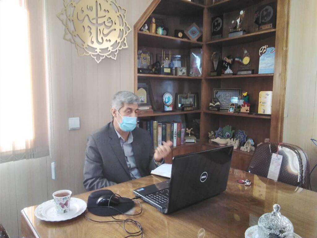 وبینار برخط خبرنگار نوجوان