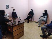 حضور در دفاتر تسهیلگری شهرستان بندرعباس