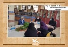 سومین جلسه کارگروه کمیته کودک و نوجوان ستاد دهه فجر استان بوشهر; پربار و پرنشاط