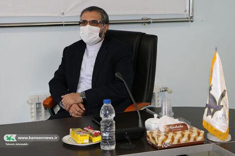 بازدید نماینده مجلس شورای اسلامی از کانون سمنان
