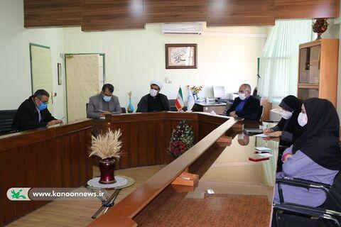 جلسه کارگروههای نماز، عفاف و حجاب و امر به معروف و نهی از منکر