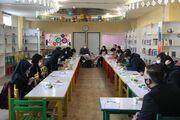 نشست خبری مدیرکل کانون پرورش فکری آذربایجانغربی به مناسبت دهه فجر ۹۹ برگزار شد