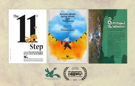 Three Kanoon Films Made Way to the Competition Section of 14th International Children's Film Festival, Bangladesh