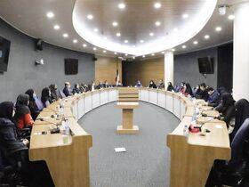 نشست صمیمی استاندار گلستان با جمعی از اعضای نوجوان کانون پرورش فکری کودکان و نوجوانان